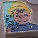 torta za Enejev rojstni dan