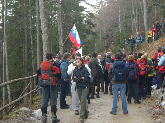 Pohod na Jelenov Žleb , 27.3.2010 - foto