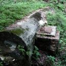 Bella pri starem Avstrijskem rezervoarju