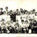 Koper Pinko Tomažič 8.c 1969/70