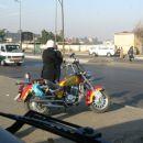 Policaj v Cairu