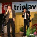 Zlatko Dobrič je obiskal tudi Goričko vasico Križevci,kjer je naredil pravi žur na koncert