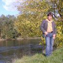pred 25 leti natanko 08.01.1983 sem prečkal reko Muro in se naselil v vasici Mota tik ob M