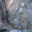 Lestev nam je v pomoč - pogled z vrha