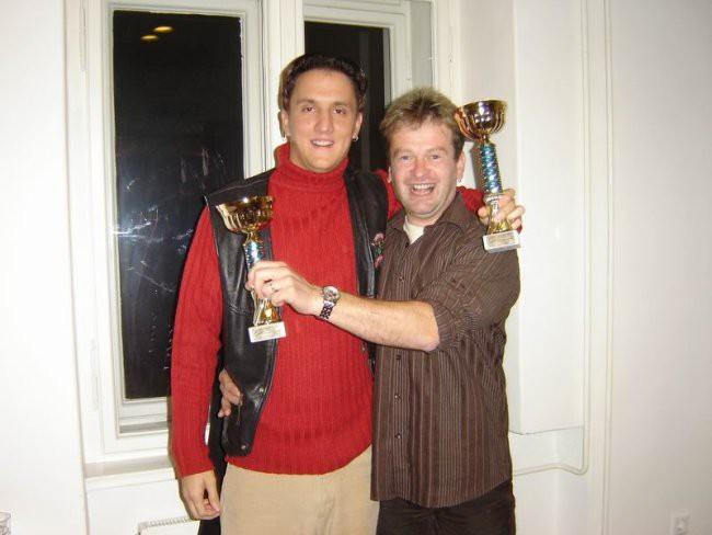 2005-Podelitev nagrad-DP v spretnostni vožnji - foto povečava