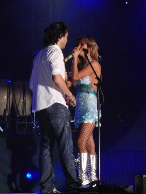RBD koncert - par utrinkov :) - foto