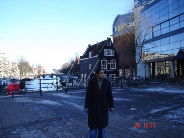 Amsterdam-London - foto