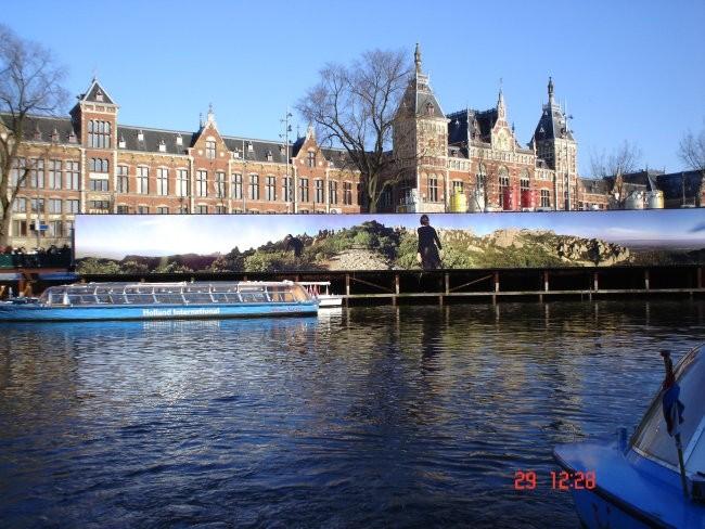 Amsterdam-London - foto povečava