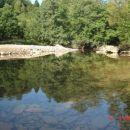Rijeka Sibosnica-ogledalo planine Majevice
