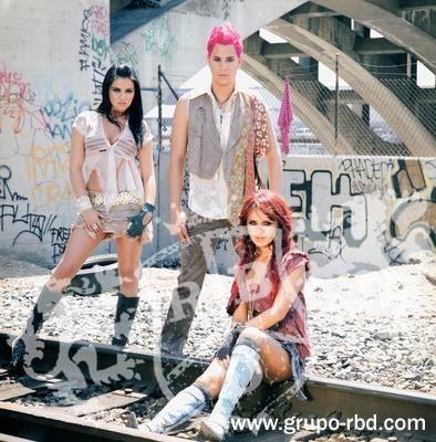 RBD CD Celestial - foto