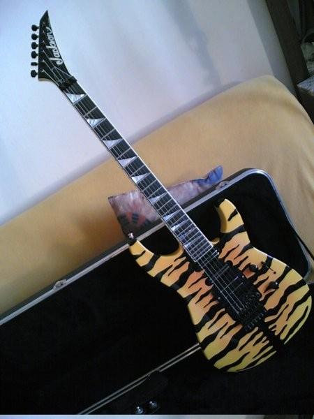 Moje ex kitare - foto povečava