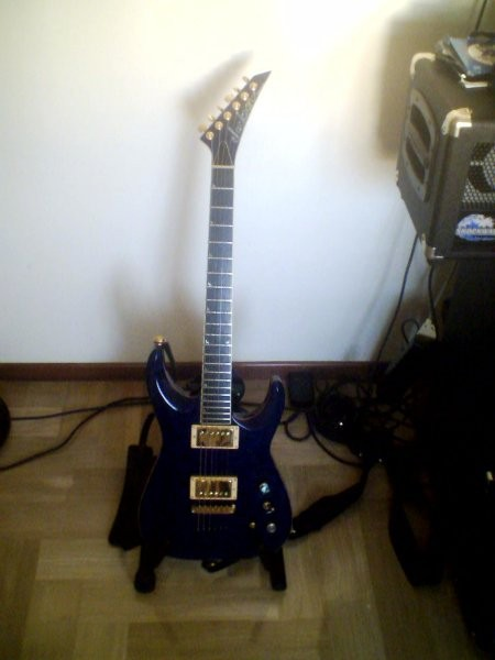 Moje ex kitare - foto