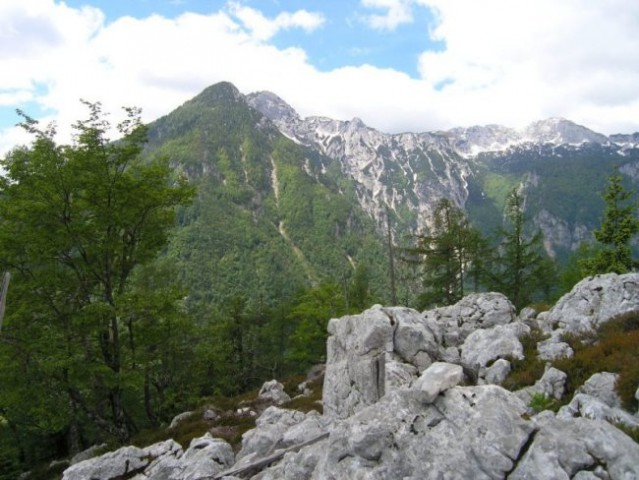 Mešenik-Črni vrh-K.dedec - foto