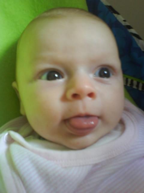 Lana 2.mesec - foto