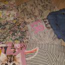 oblekce 134/140 vse kot nove komplet 20€