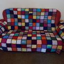 pokrivalo za kavč