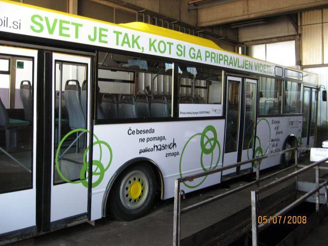 Avtobusi - foto povečava