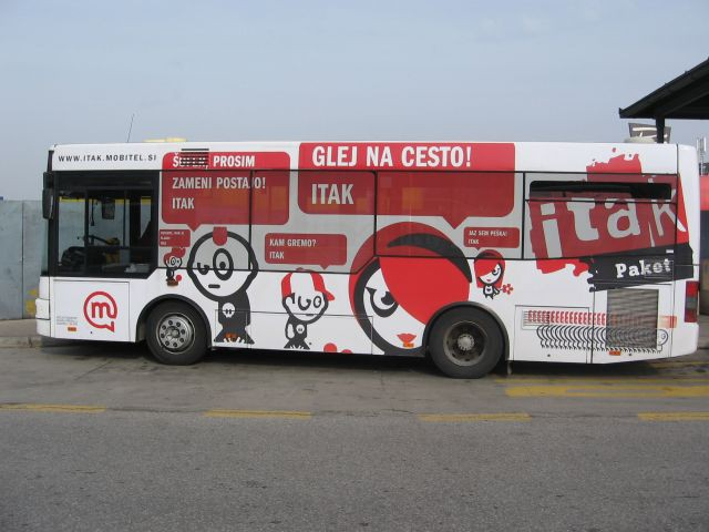 Avtobusi - foto