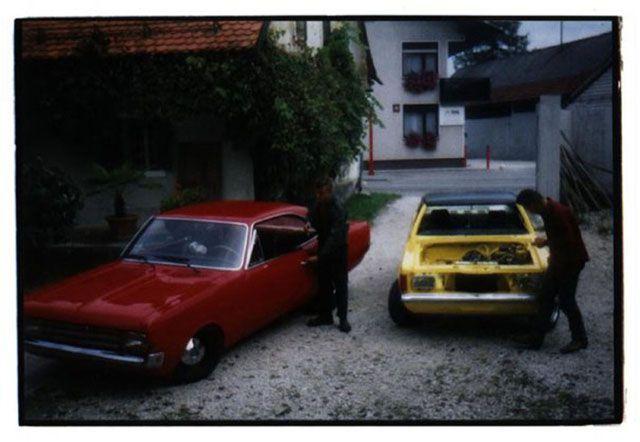 Oldschool - foto