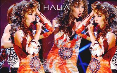 Thalia - foto povečava