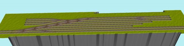 3D pogled načrta