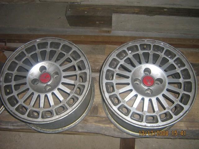 Lancia Delta HF turbo - foto