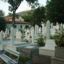 Cemetery in Mostar close to the center. All died in 1993.