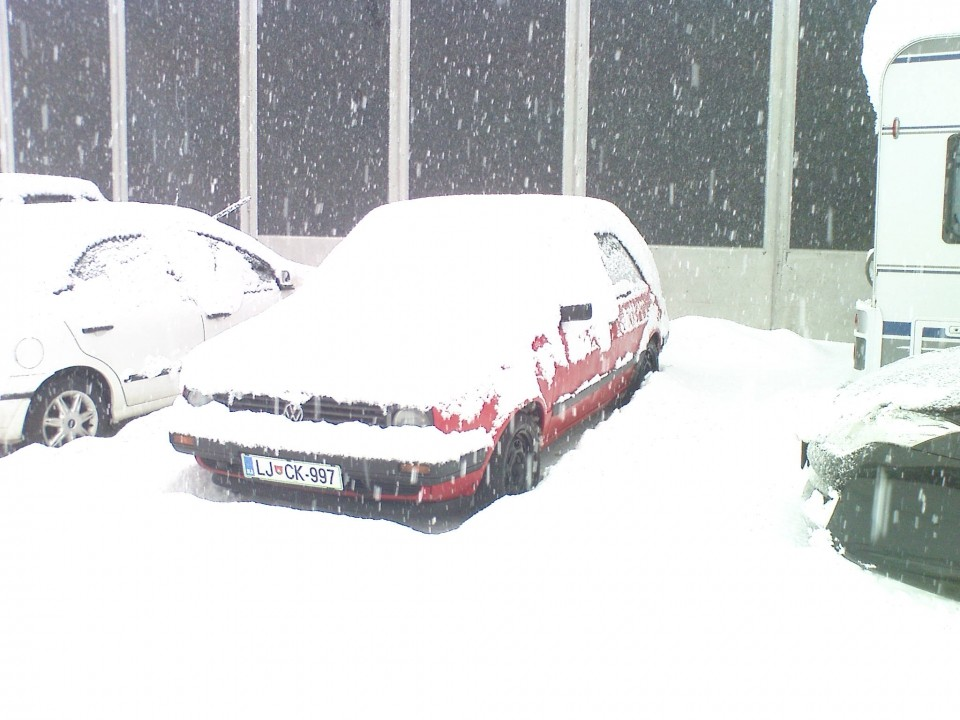 Dayli & winter avto - foto povečava