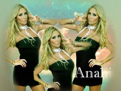 Anahi - foto povečava