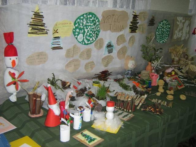 Božična razstava 2009