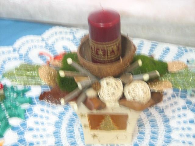 božična razstava 2008