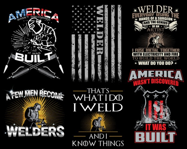 Welding Cyber Week Designs
