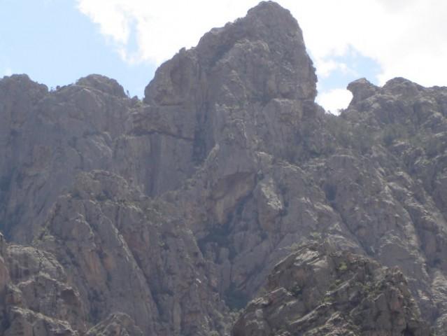 Korzika 2006 - foto