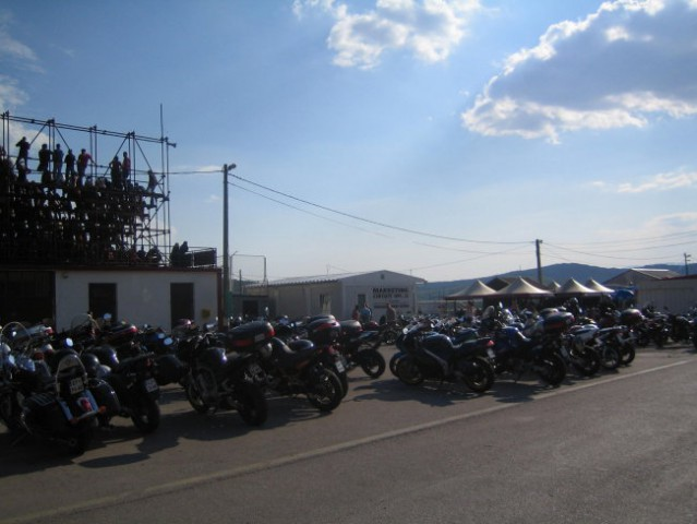Blagoslov motorjev  Mala Štifta - foto