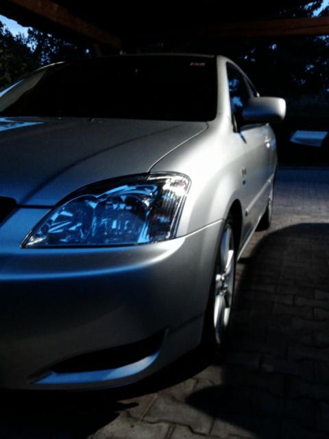 Toyota Corolla e12 - foto