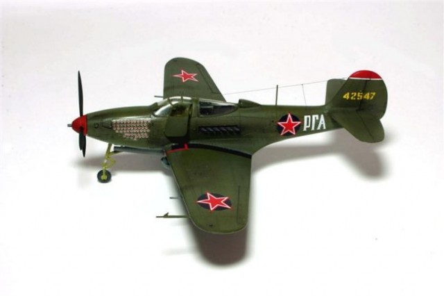Aircobra russian ace - foto