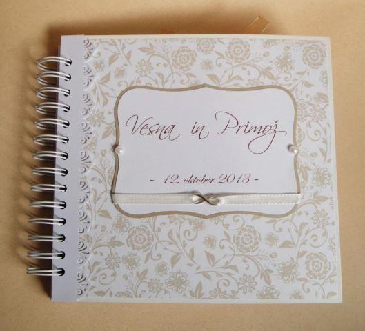 Poročni album - foto