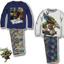 pižama Ninja Turtles