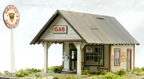 benzinska črpalka