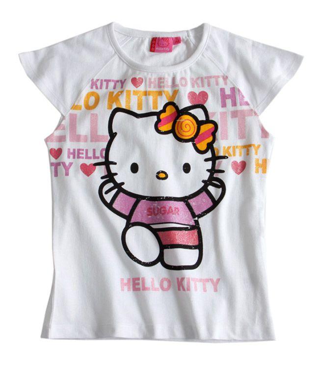 Otroška oblačila Hello Kitty foto