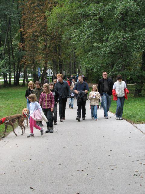 Bled, sprehod 3. 10. 2010 - foto