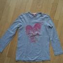 Oblačila za deklico vel. 128-140