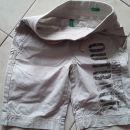 Kratke hlače benetton, 5e, kot nove 116/122