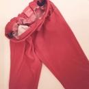 Hlače mehak jeans, 134/140, 3e, kot nove