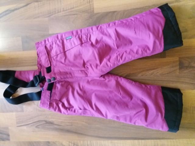 Smučarske hlače color kids, nepremočljive, št. 2 oz. 92-98 cm, 6 €