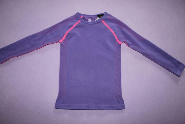 Hm, športna (smučarska) majica, novo z etiketo, 98/104, 6€