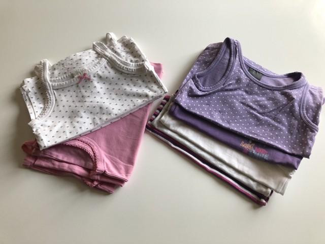 11x otroške majice, št. 98-104, 15 €