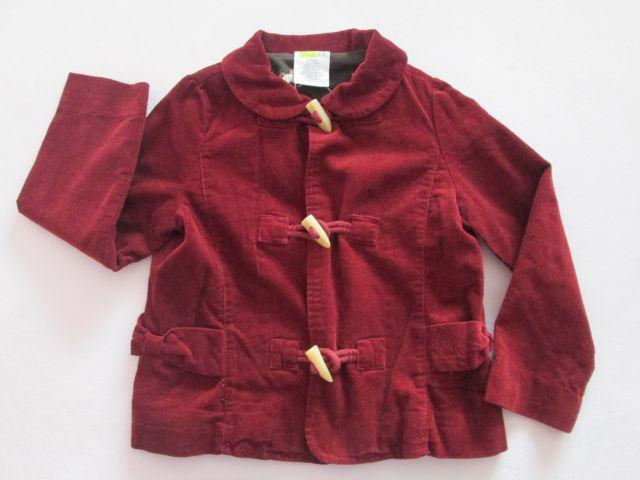 Crazy 8 (gymboree) jaknica, št. 4-5, nova z etiketo, 7€