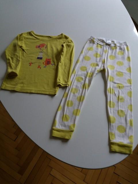 Gap, pižamica, št. 4 leta, 5 €