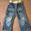 Next jeans z elastičnim pasom, 98
